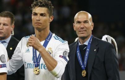 """Cristiano Ronaldo: """"Đó là lý do tôi yêu Zidane"""""""