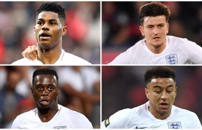 """Man Utd có 4 cầu thủ lên tuyển Anh: Vẫn là Lingard; """"Quái thú"""" hưởng lợi"""