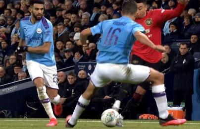"""Sau Fred, đến lượt """"Lingardinho"""" nhảy múa khiến bom tấn Man City bẽ mặt"""