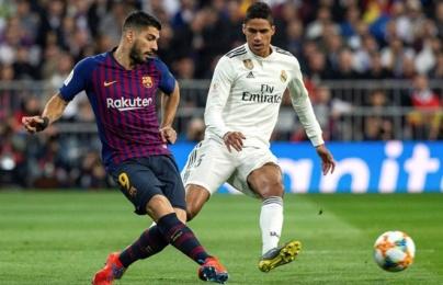 Điểm nhấn Real 0-3 Barca: Ngày