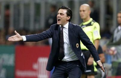 """HLV Montella: """"Tôi chỉ cần thắng AEK và nghĩ đến chức vô địch"""""""