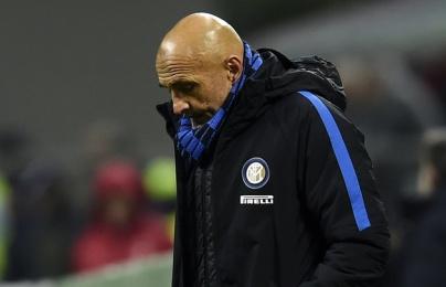 """Spalletti: """"Inter đã mất dũng khí"""""""