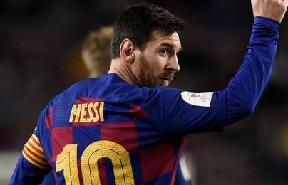 Thống kê khủng khiếp! Messi vượt trội cả Liverpool, Real
