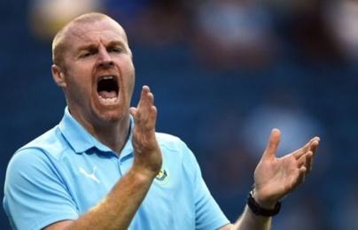 """Chiến thắng ở vòng loại thứ hai Europa League, HLV Sean Dyche """"phấn khích"""" tột độ"""