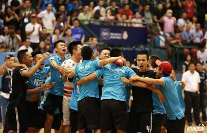 Thành Đồng FC (Hà Nội) giành vé đến Real Madrid