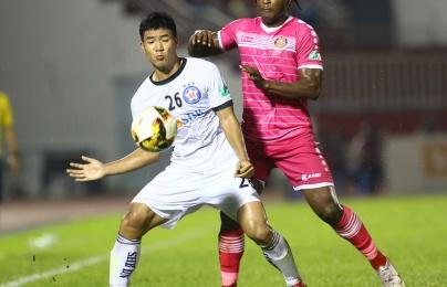 """""""Trò cưng"""" HLV Park Hang-seo mờ nhạt, SHB Đà Nẵng trắng tay rời Sài thành"""