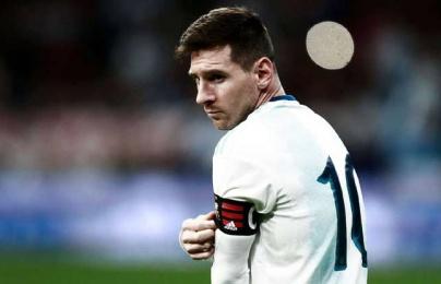 Lionel Messi và Argentina: Hai thế giới tương phản