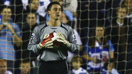 5 footballers who became goalkeepers when needed - Bóng Đá