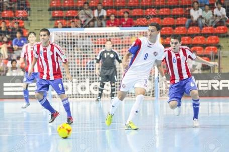 Paraguay Doi thu tiep theo cua futsal Viet Nam manh co nao
