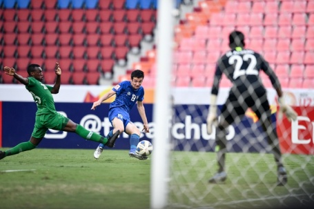 ผู้ชนะการแข่งขันรายการอุซเบกิสถาน U23 ซาอุดิอาระเบียได้รับตั๋วเข้าชมรอบชิงชนะเลิศ 396-1902