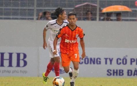 TRỰC TIẾP SHB Đà Nẵng 2-0 HAGL (H2): Minh Vương bỏ lỡ cơ hội
