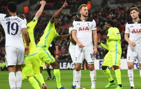 Vòng 32 đội Europa League: Tottenham, Villarreal bị loại, Lyon, Roma thẳng tiến