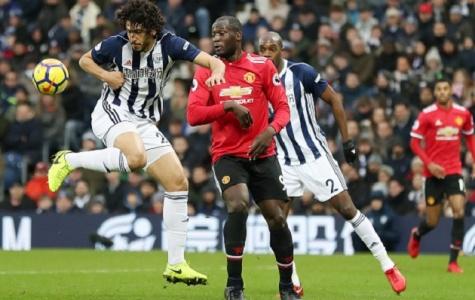 5 điểm nhấn West Brom 1-2 Man Utd: Lukaku chỉ biết hành gà