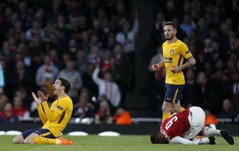 5 điểm nhấn Arsenal 1-1 Atletico Madrid: 12 phút kinh hoàng, đòn đau chí mạng
