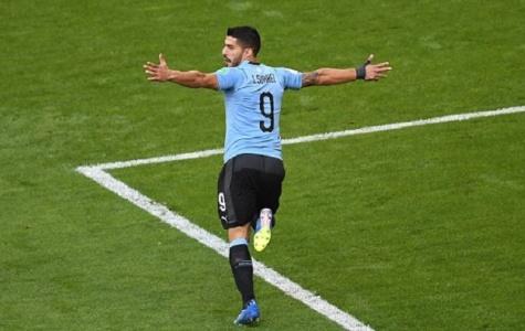 TRỰC TIẾP Uruguay 2-0 Nga: Igor Smolnikov bị truất quyền thi đấu (H2)