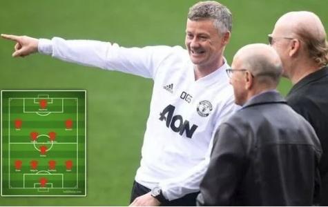 Đội hình Man Utd sẽ như thế nào nếu hoàn tất cả 7 thương vụ?