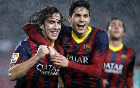 3 gợi ý 60 triệu cho Arsenal: Puyol 2.0, Iniesta mới và tiểu Neymar