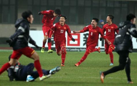 Không phải Việt Nam, đây mới là đội bóng châu Á có bước tiến thần tốc