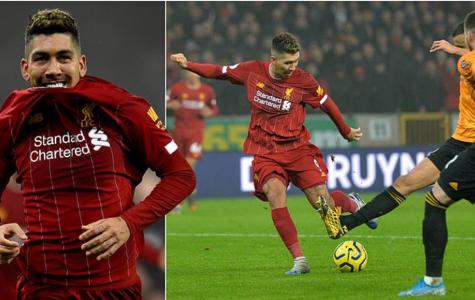 Rượt đuổi kịch tính, Firmino giúp Liverpool kết liễu Wolves