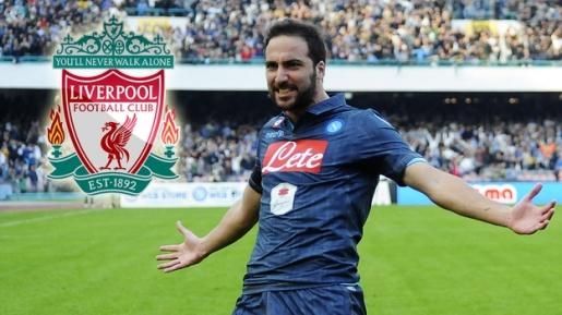 Liverpool đang rất gần với Higuain