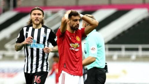 Sút hỏng penalty, Bruno Fernandes chua chát thừa nhận 1 sự thật - Bóng Đá