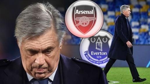 Carlo Ancelotti sẽ gây 'náo loạn' đội ngũ chiến lược gia tại EPL