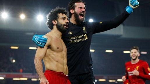 Liverpool cách kỷ lục sạch lưới của Man Utd mấy trận?