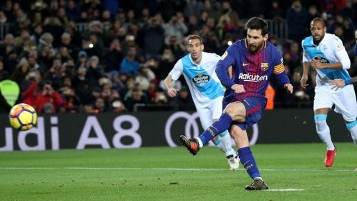 Barca đại thắng trong ngày vận đen đeo bám Messi