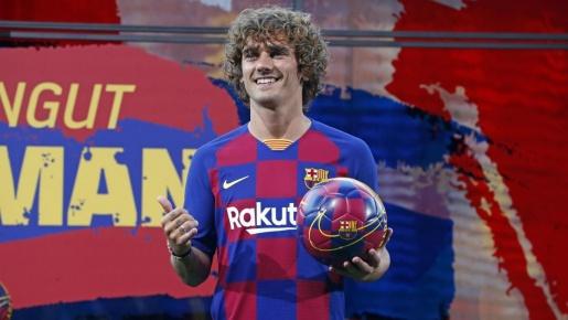 Griezmann nói gì về cơ hội được trở thành đồng đội với Neymar?