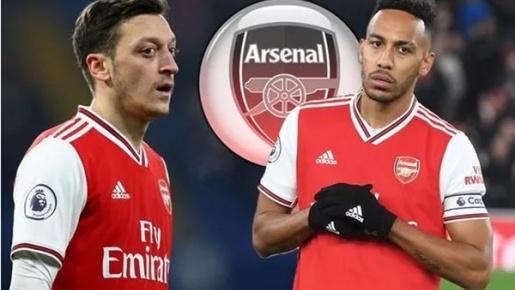Bài học từ Ozil, Arsenal không nên giữ chân Aubameyang