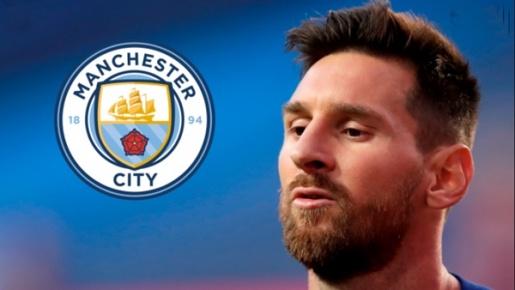 Man City chiêu mộ Messi vào tháng Giêng - Bóng Đá