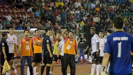 CLB TP.HCM 5-2 Long An (Vòng 6 V-League 2017)