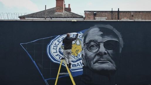 Ranieri và Leicester City: Những hình ảnh đẹp nhất