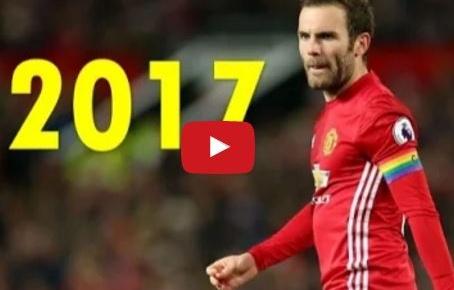 Tất cả 36 bàn thắng của Juan Mata cho Man United