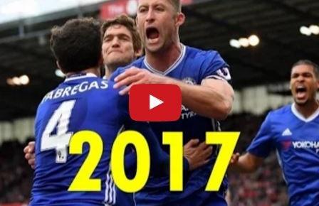 Tất cả 78 bàn thắng của Chelsea từ đầu mùa
