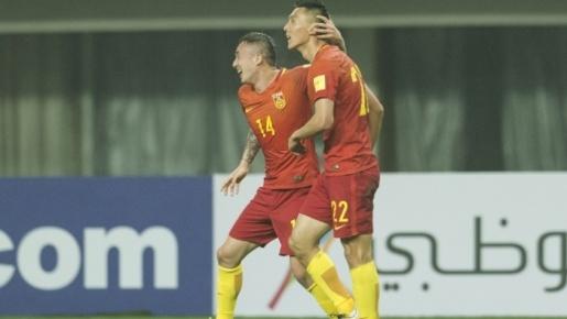 Trung Quốc 1-0 Hàn Quốc (Vòng loại World Cup 2018)