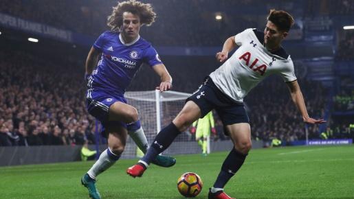 Màn trình diễn của David Luiz vs Tottenham
