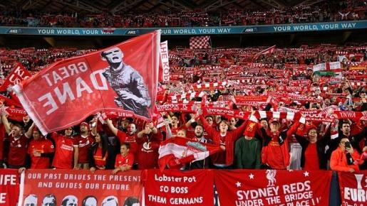 Chùm ảnh: Có một Anfield khác ở Australia