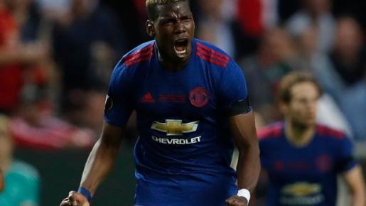 Màn trình diễn của Paul Pogba vs Ajax