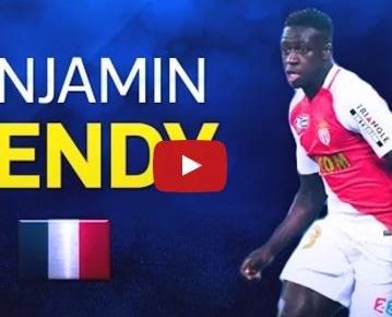 Benjamin Mendy - ngôi sao sắp cập bến Man City