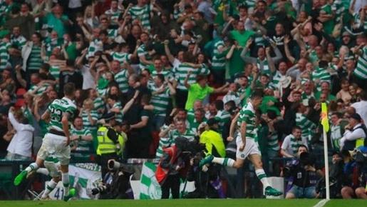Thắng Aberdeen, Celtic hoàn tất cú ăn 3 mùa này