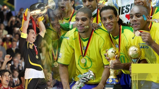 Vào ngày này |29.6| Brazil và Tây Ban Nha thay nhau làm vua 'cân cả Thế giới'