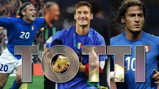 Vào ngày này |20.7| Totti chia tay màu áo Thiên thanh