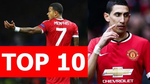 Top 10 bản hợp đồng thất bại nhất lịch sử Man United