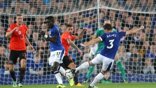 Everton 1-0 Ruzomberok: Ngày của những lão tướng