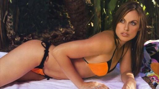 Nàng tiên cá Amanda Beard khoe vóc dáng sexy