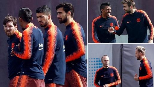 Súng đạn lên nòng, Messi sẵn sàng bắn hạ Athletic