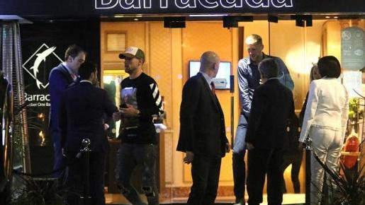 Dàn sao Arsenal đến sòng bạc 'giải ngố'