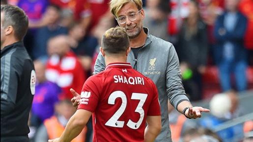 Dù xoay tua, đội hình của Liverpool vẫn rất chất lượng