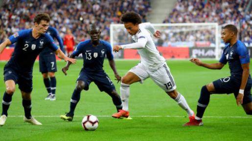 Chấm điểm Đức trận Pháp: Dấu ấn đôi cánh mới